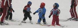Dobrovolný lyžařský kurz MŠ
